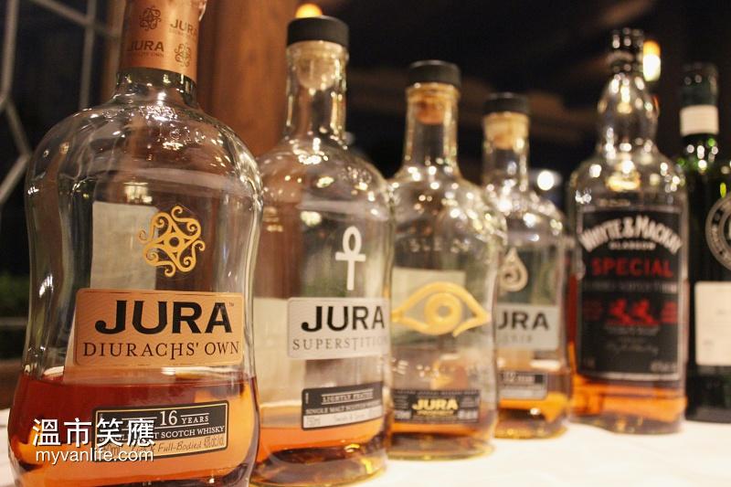 {醉翁之意} 海風和紅鹿的故鄉,Jura 單一純麥威士忌試飲記