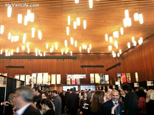 溫哥華美食 酒醉人、色迷人的溫哥華國際葡萄酒節