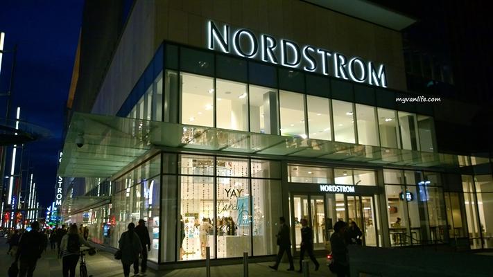 {溫哥華血拚} Nordstrom旗艦店登陸溫哥華,搶先一睹為快
