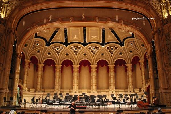 溫哥華旅遊|溫哥華開門日,窺見奧芬劇院的壯麗