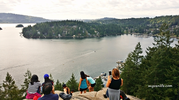 溫哥華旅遊|一趟健走收納深灣的美景與美食