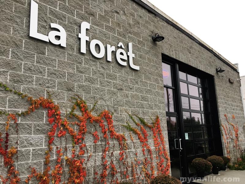 溫哥華美食 森林咖啡館,汽車修理廠的華麗變身