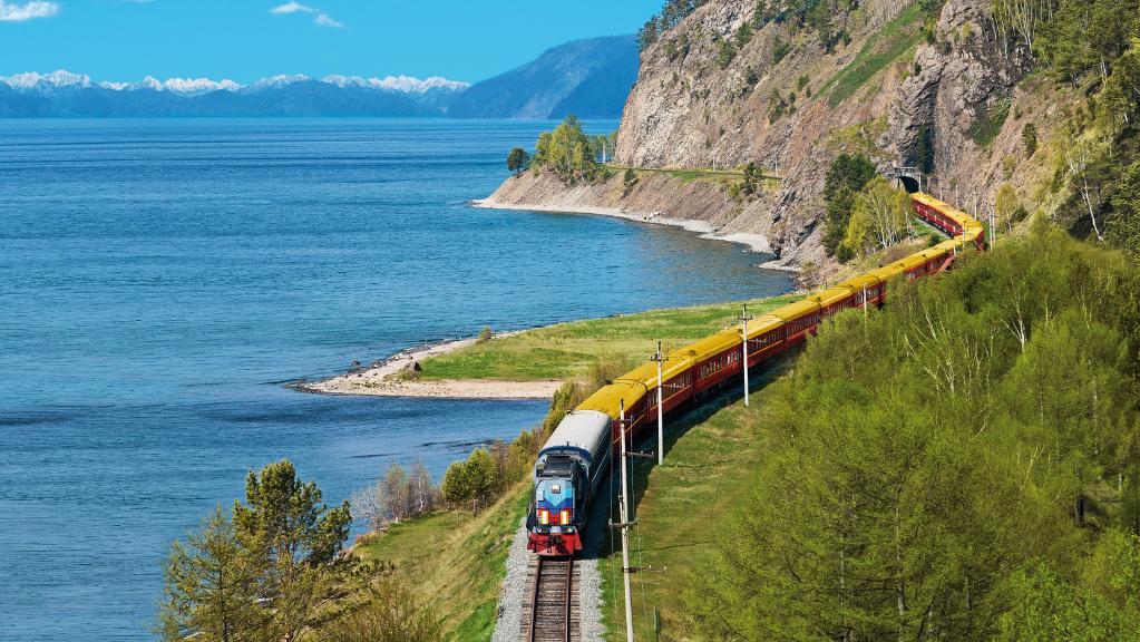 西伯利亞壯遊記 之一:出發了,六千里路的鐵道之旅