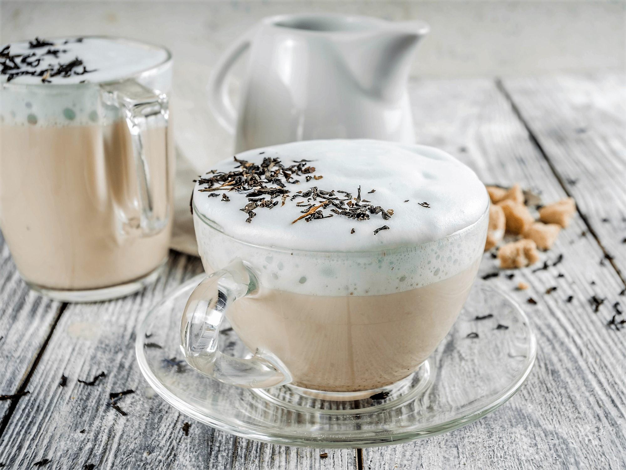 加拿大美食 London Fog 霧鎖倫敦奶茶