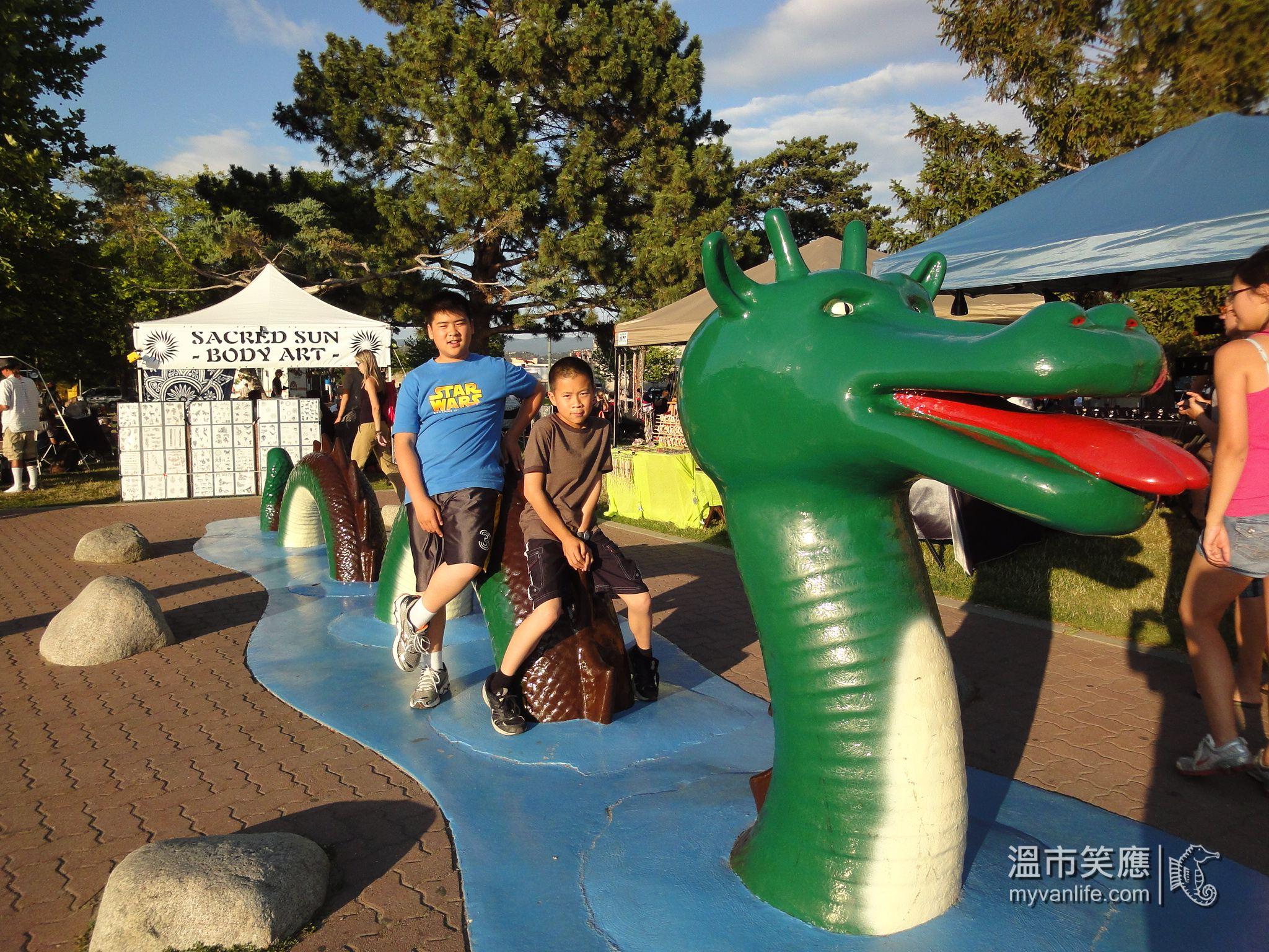 加拿大旅遊|神秘不輸尼斯湖傳說,加拿大的歐狗波狗水怪